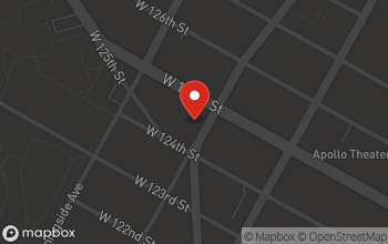 Map of 291 St. Nicholas Ave in New York