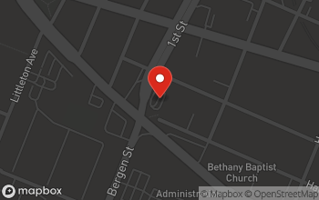 Map of 111 Hartford Street in Newark