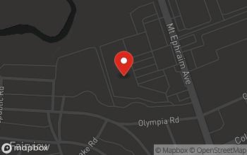 Map of 2881 Mount Ephraim Ave in Camden