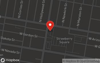 Map of 2329-49 N. 29th Street in Philadelphia
