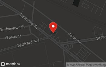 Map of 4813-23 Lancaster Avenue in Philadelphia