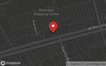 Map of 1064 W. Mercury Blvd. in Hampton