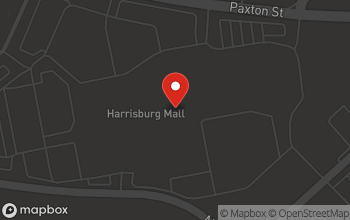 Map of 3501 Paxton Street, FC1 in Harrisburg
