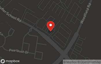 Map of 8019 Snouffer School Rd in Gaithersburg