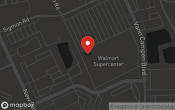 Map of 5226 Sigmon Road in Wilmington