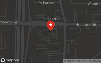 Map of 7041 Seacrest Blvd. in Lantana