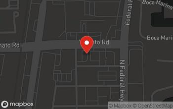 Map of 500 NE 51st Street in Boca Raton