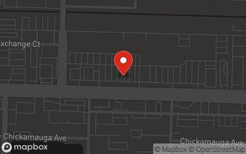 Map of 2529 Okeechobee Blvd. in West Palm Beach