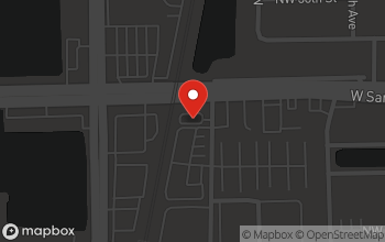 Map of 3541 NW 8th Avenue in Pompano Beach