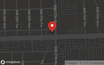 Map of 2701 W. Broward Blvd. in Fort Lauderdale