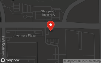 Map of 5400 W. Oakland Park Blvd. in Lauderhill