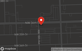 Map of 1782 NW 36th St. in Miami