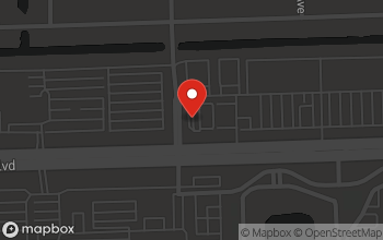 Map of 8579 Pines Blvd in Pembroke Pines