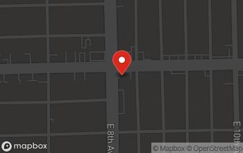 Map of 820 E. 49th Street in Hialeah
