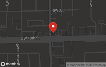 Map of 10695 Bird Rd in Miami