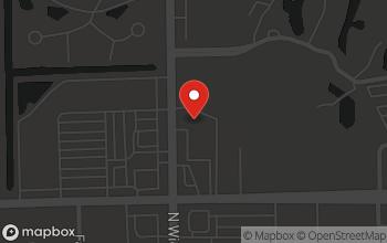 Map of 2505 N. Wickham Road in Melbourne