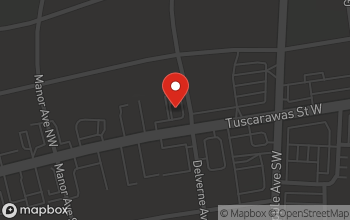Map of 4503 W Tuscarawas St in Canton