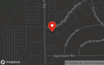 Map of 5501 Warrensville Center Road in Maple Heights