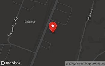 Map of 4110 1st Avenue in Nitro