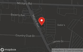 Map of 3050 Maple Avenue in Zanesville