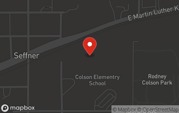 Map of 603 Martin Luther King Blvd. in Seffner
