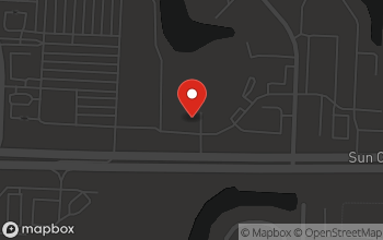 Map of 3854 Sun City Center in Ruskin