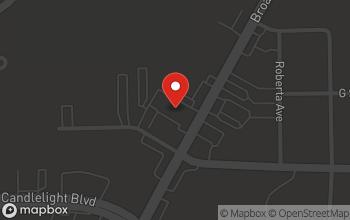 Map of 852 S. Broad Street in Brooksville