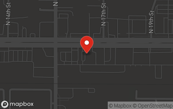 Map of 1509 E. Fowler Ave in Tampa