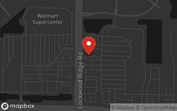Map of 8357 N. Lockwood Ridge Rd. in Sarasota