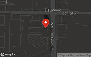 Map of 1610 McMullen Booth Road in Clearwater