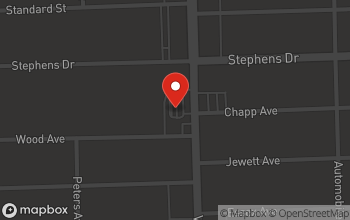 Map of 23815 Van Dyke Avenue in Center Line
