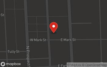 Map of 412 N. Main Street in Marion