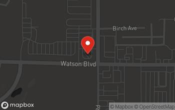 Map of 120 N. Houston Road in Warner Robins