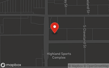Map of 110 South Slappey Blvd in Albany