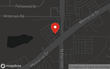 Map of 6000 Memorial Drive in Stone Mountain