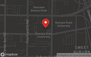 Map of 120 Piedmont Ave NE in Atlanta