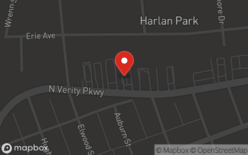 Map of 2115 North Verity Parkway in Middletown