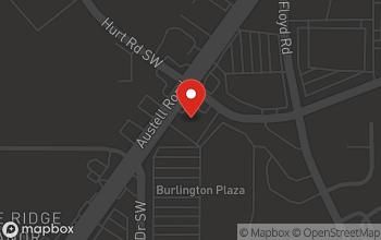 Map of 3745 Austell Road in Marietta