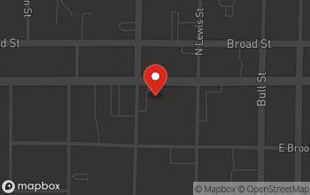Map of 211 Vernon Street in La Grange