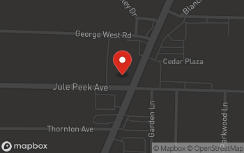 Map of 703 North Main Street in Cedartown