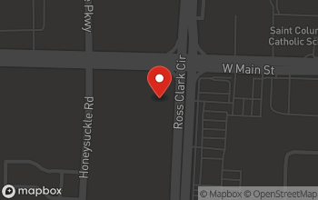 Map of 3091 Ross Clark Circle S.W. in Dothan