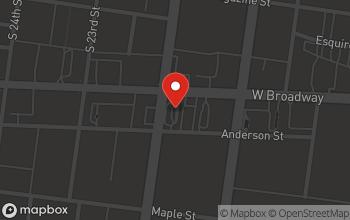 Map of 2130 W. Broadway in Louisville