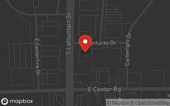 Map of 401 Kentucky Ave. in Kokomo