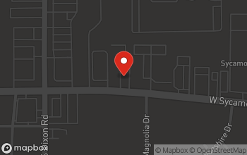 Map of 2316 W. Sycamore Street in Kokomo