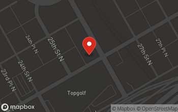 Map of 2520 12th Avenue North in Birmingham
