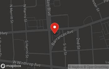 Map of 4200 Barrancas Avenue in Pensacola