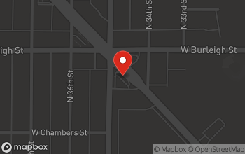 Map of 3431 W. Fond du Lac Avenue in Milwaukee