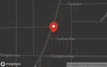 Map of 1137 Dundee Ave in Elgin
