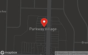 Map of 3091 S. Perkins Rd. in Memphis