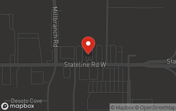 Map of 938 W. Stateline Road in Southaven